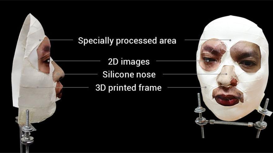 La máscara con la que han troleado a Face ID