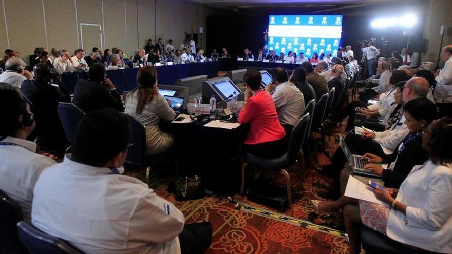 Suspenden reunión de cancilleres de OEA sobre Venezuela por falta de acuerdo