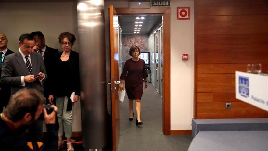 El Gobierno insiste en que la Generalitat está a tiempo de recuperar la normalidad