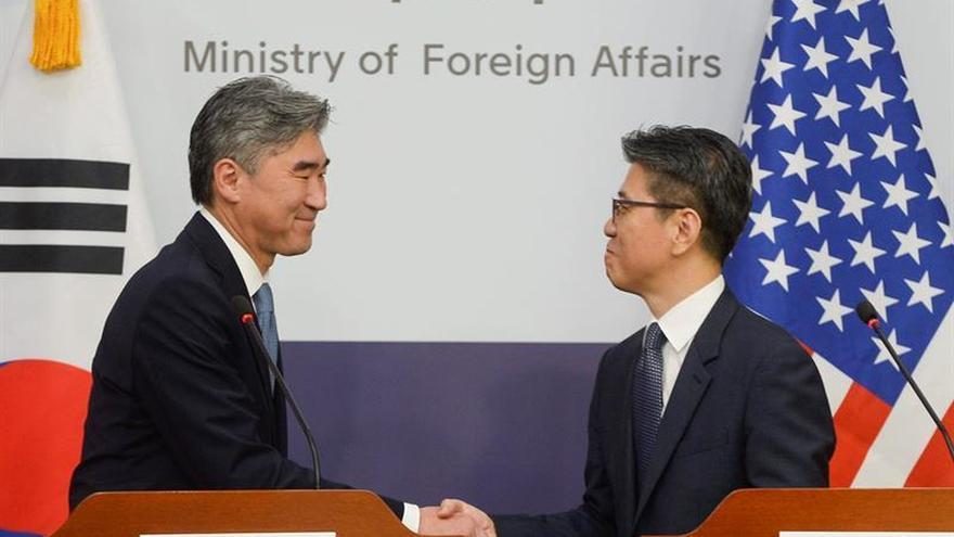 Seúl pide cooperación a Pekín y Moscú para nuevas sanciones sobre Pyongyang