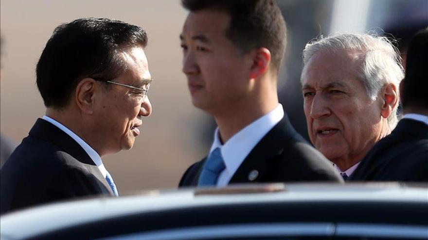 Acuerdos económicos centrarán la visita del primer ministro chino a Chile