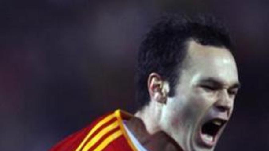"""Iniesta: """"Me jugué la pierna en la final de la 'Champions', pero lo volvería a hacer"""""""