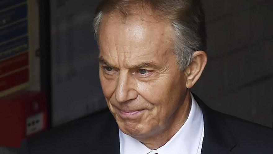 Tony Blair, en una imagen de archivo