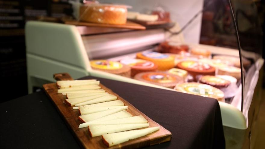 Han sido premiados un total de 48 quesos canarios de los 97 que participaban este año en el concurso.