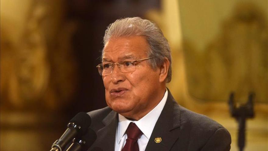 Sánchez Cerén, un año al frente de El Salvador con la seguridad como gran reto