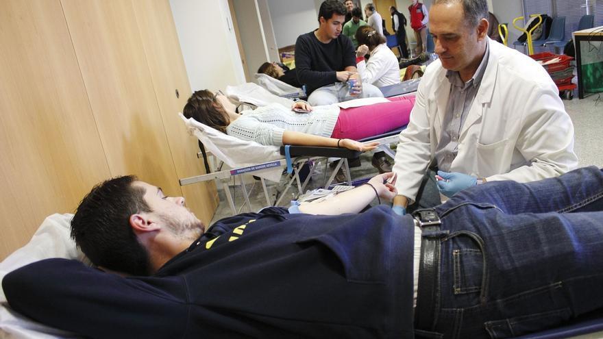 La campaña universitaria de donación de sangre llega a la UPO
