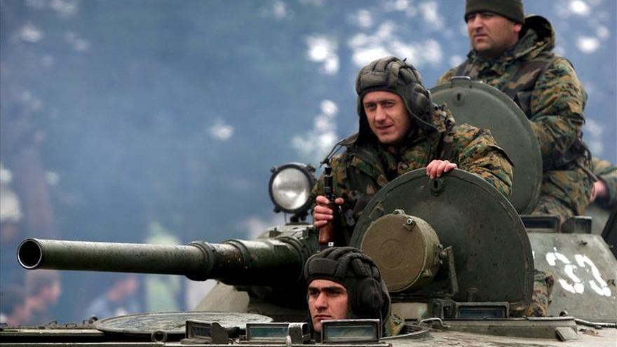 Georgia refuerza sus fronteras para impedir el tránsito de combatientes a Siria