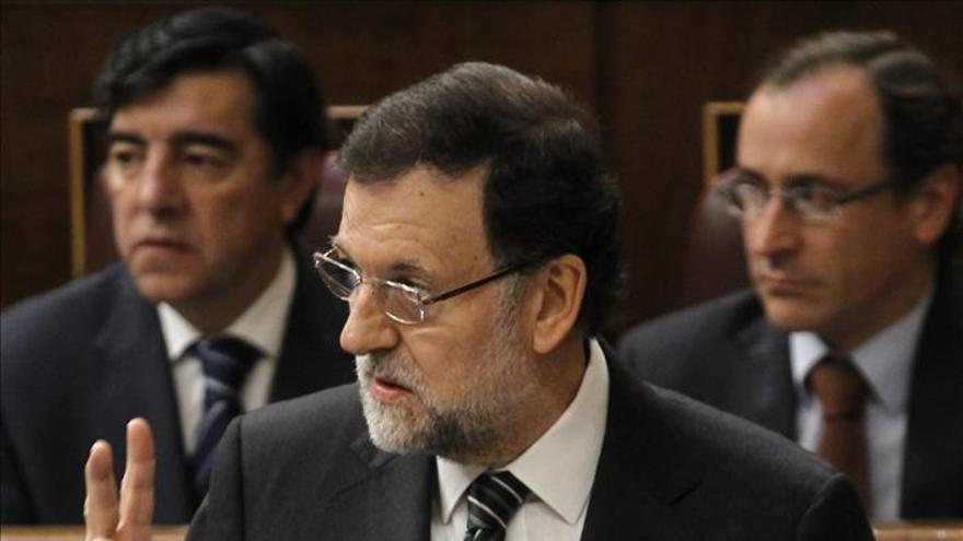 Rajoy afirma que seguirá impulsando la conexión de gas con Europa a través de Midcat