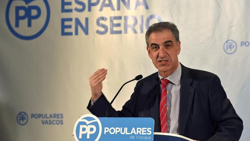 Barreda (PP) confía en que el PNV apoye al final el techo de gasto para 2018