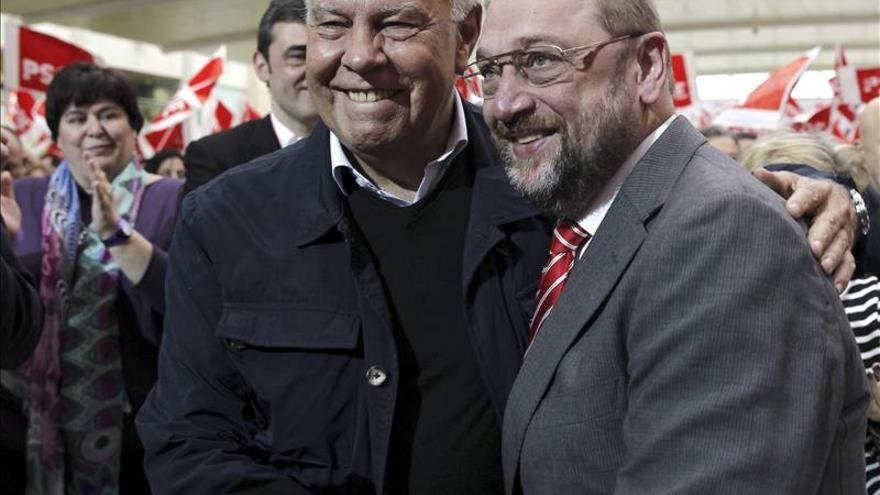 Schulz hace autocrítica y cree que los socialistas deben merecer la victoria.