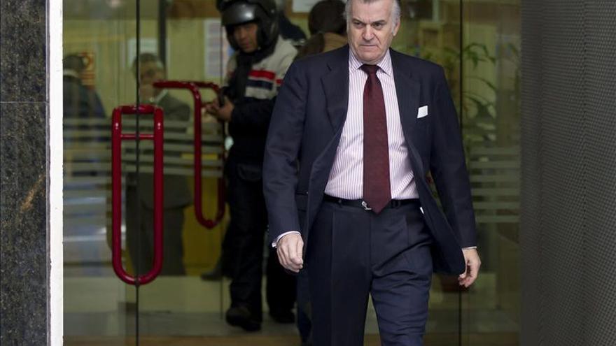 El extesorero del Partido Popular, Luis Bárcenas