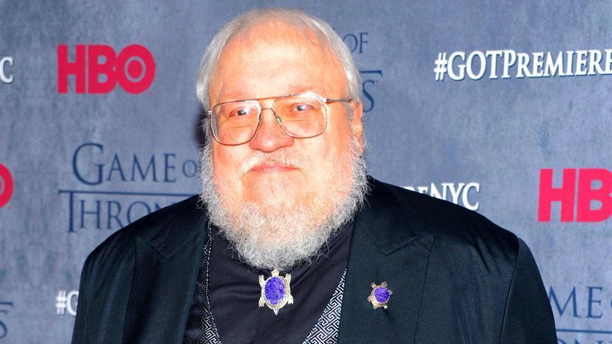 George RR Martin se inspira en Tolkien para matar a sus personajes de Juego de Tronos