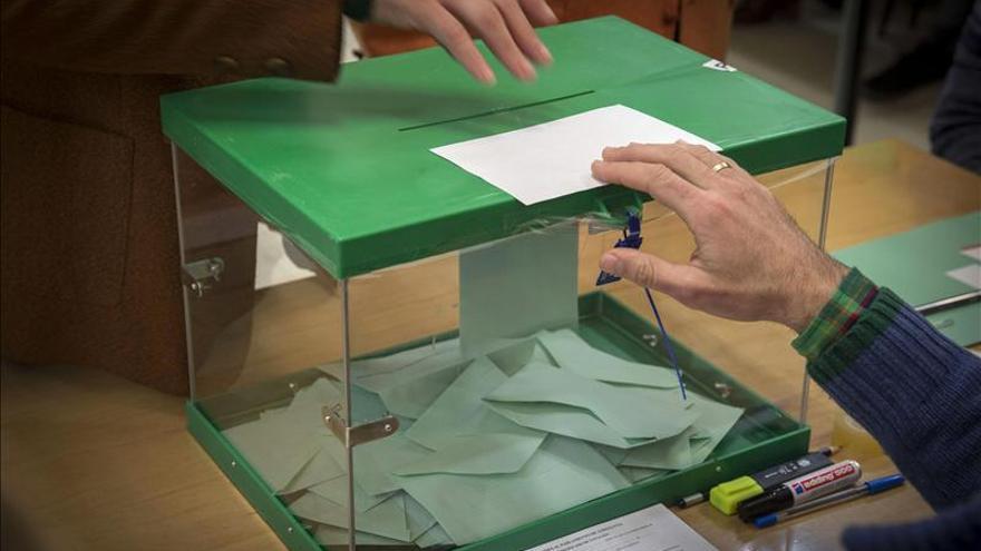El PSOE gana las elecciones, sin mayoría, según un sondeo de Canal Sur