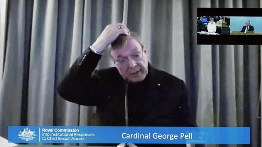 Policía australiana interrogó al cardenal Pell por presuntos abusos sexuales