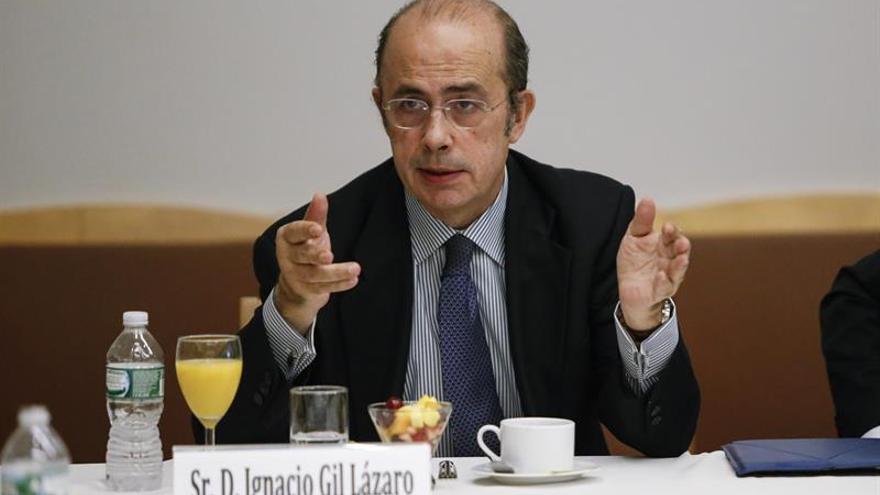 Ignacio Gil Lázaro, cabeza de lista al Congreso por Valencia de Vox
