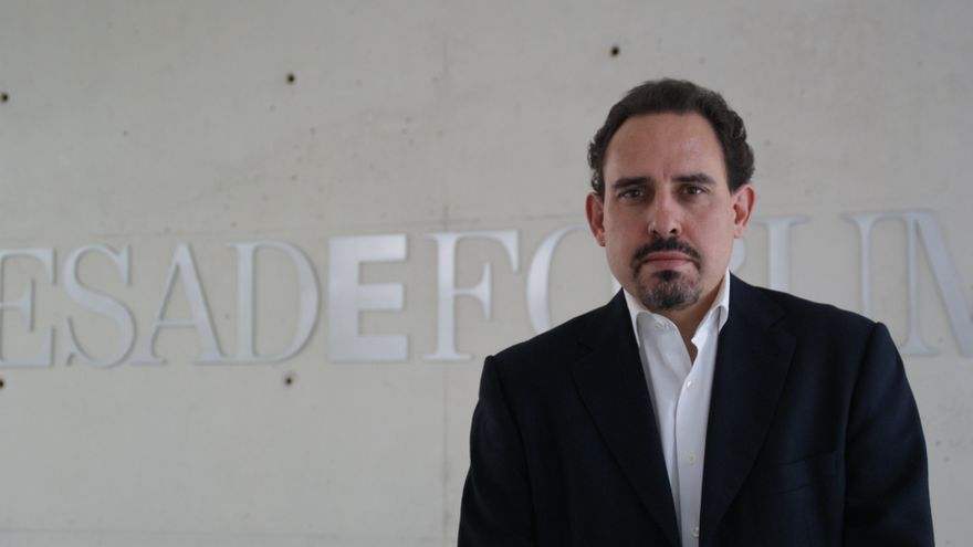 Ángel Pascual-Ramsay, ESADE Press Room