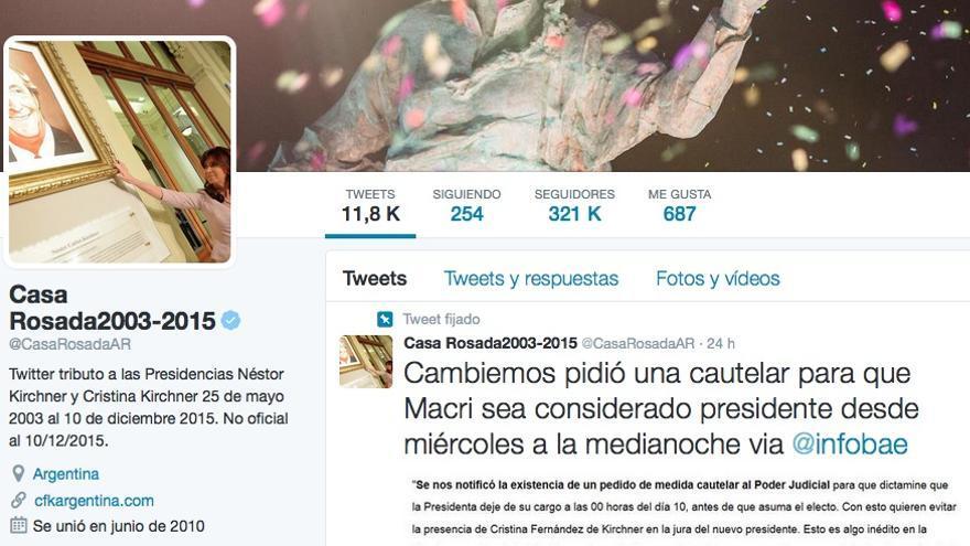 Cristina Kirchner, Mauricio Macri y el culebrón del cambio de gobierno en Argentina