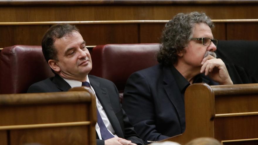 ERC forzará una votación sobre Cataluña en el último Pleno previsto en el Congreso