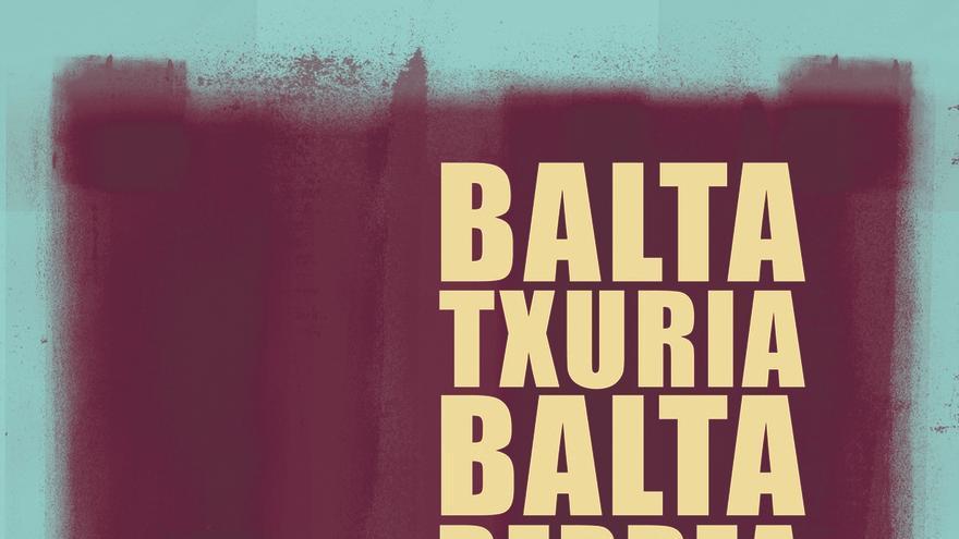 Cartel del documental 'Balta Txuria, Balta Berdea. El rumor del Urumea' de SOS Racismo