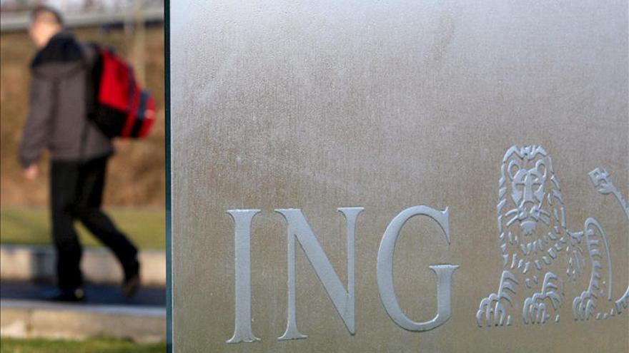 ING aumenta sus beneficios y devuelve 1.125 millones al Estado holandés