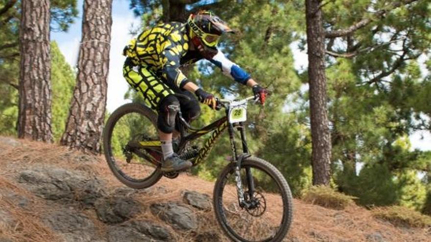 Sodepal celebrará Transvulcania Bike 2020 en la modalidad de descenso bajo las medidas Covid-19