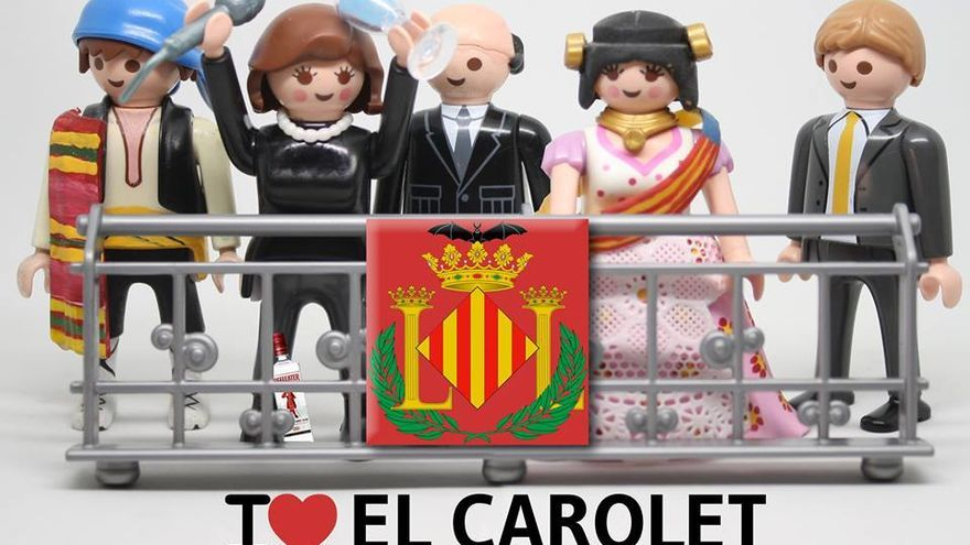 I love el carolet