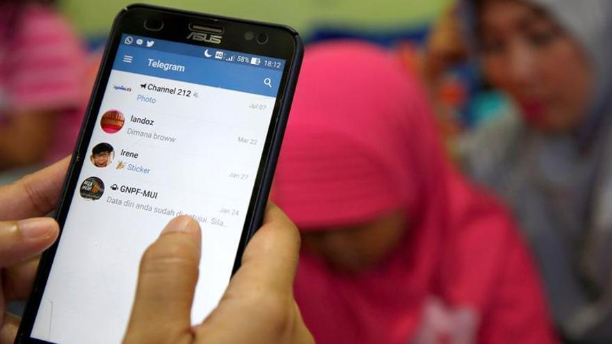 Telegram reforzará las medidas contra el terrorismo tras el bloqueo en Indonesia