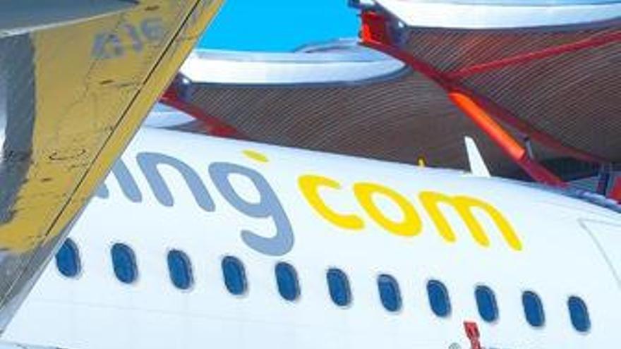 Vueling transportó un 90,8% más de pasajeros en septiembre