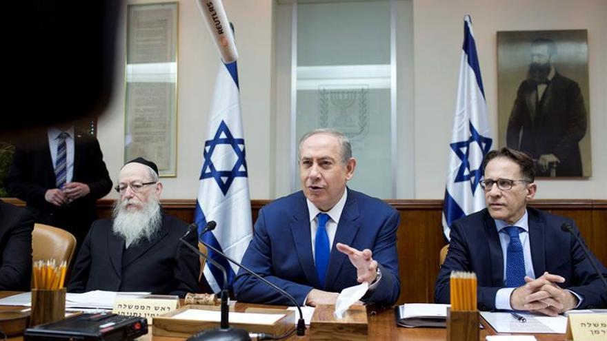 Benjamín Netanyahu cancela su participación en el Foro Económico de Davos