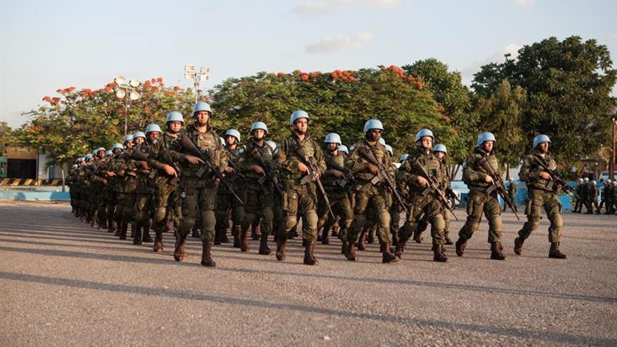 Brasil dice que continuará apoyando la estabilidad de Haití tras dejar la Minustah
