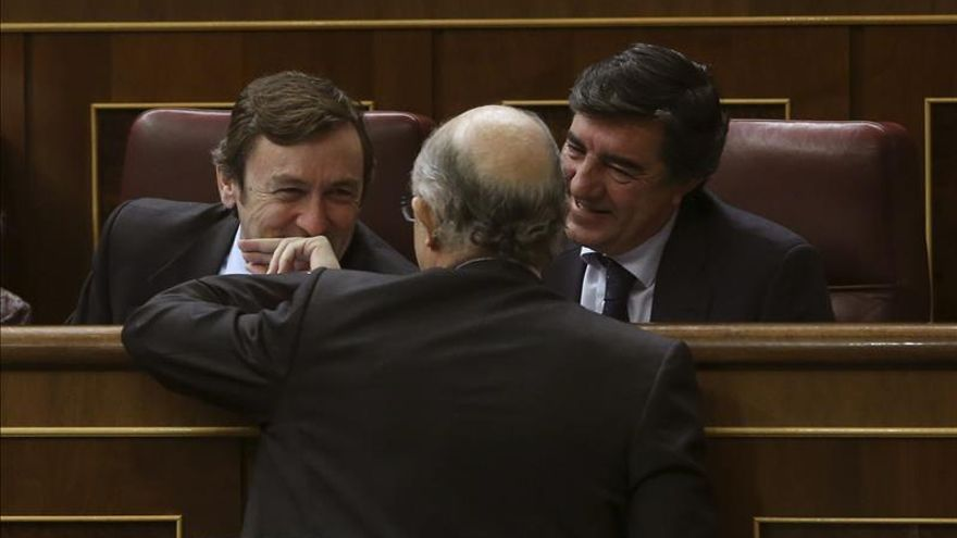 """El PP arremete contra la oposición por seguir en el """"no"""" y negar la recuperación"""