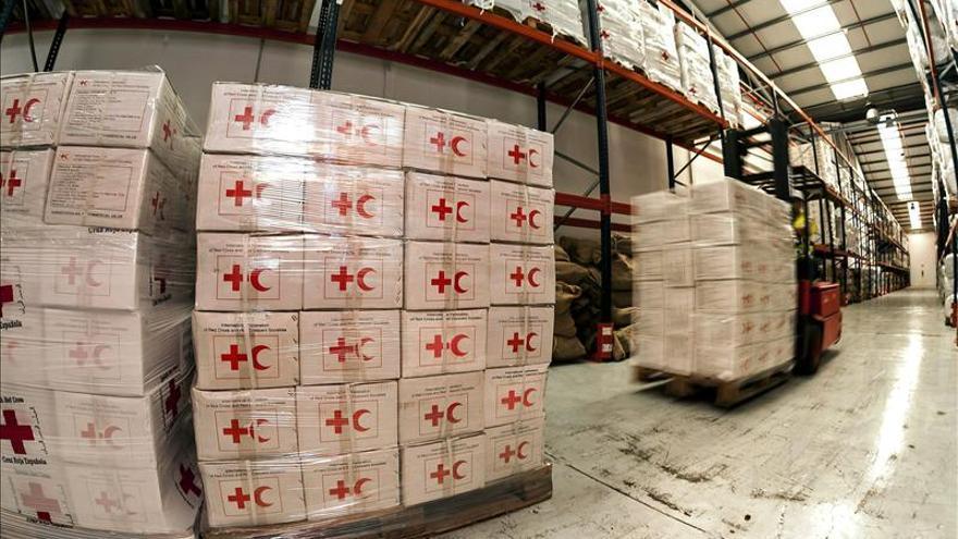 España envía hoy dos aviones con ayuda humanitaria hacia Filipinas