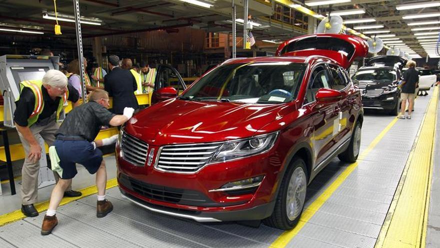 Ventas Ford en Europa crecieron en noviembre el 4 % y en el acumulado el 6 %