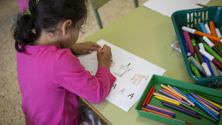 1 de cada 3 niños y niñas en España son vulnerables a la pobreza (Abat Oliba/ Ayuda en Acción)