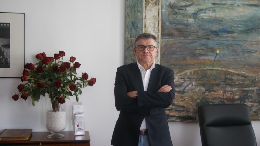Vicent Ros, nuevo director del Palau de la Música