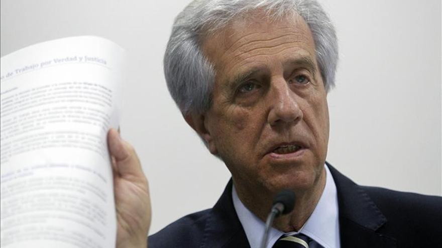 Vázquez mantendrá reuniones con Biden, Castro y Maduro tras su investidura