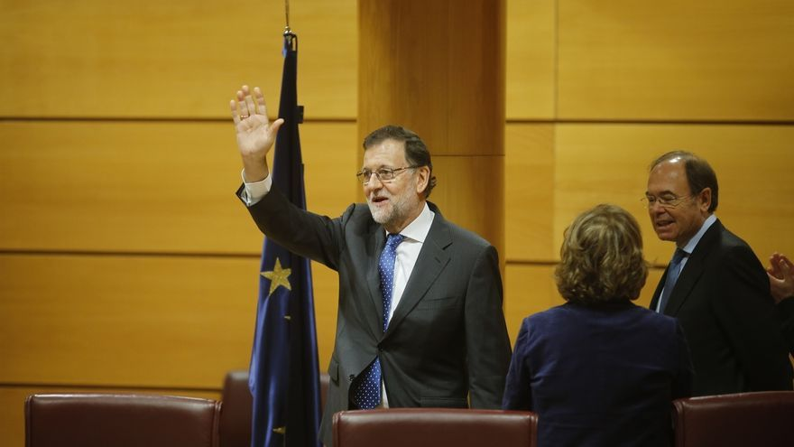 Rajoy comparecerá de nuevo el próximo martes 13 de diciembre en el Senado
