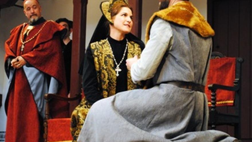 Enrique VIII, De La Compañía Rakatá