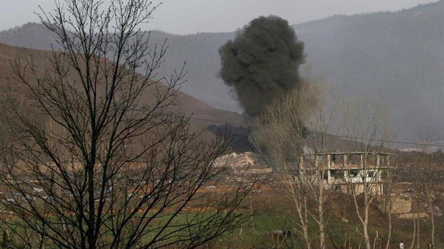 Un muerto y cinco heridos por explosión en una refinería de petróleo en Albania