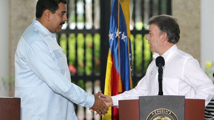 Santos da un giro de 180 grados frente a Maduro en medio de la crisis venezolana