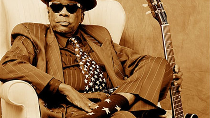 John Lee Hooker / American Blues Scene