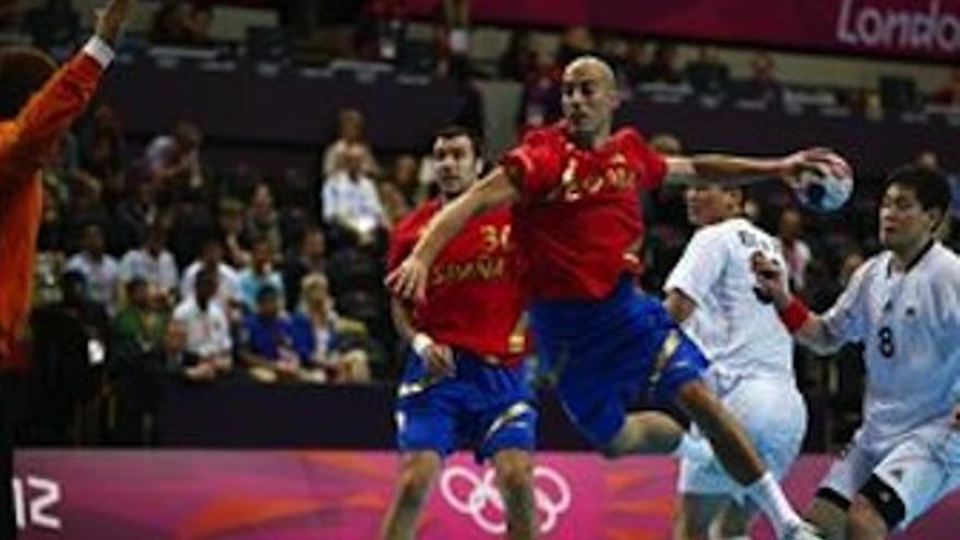 España se acerca a los cuartos de final