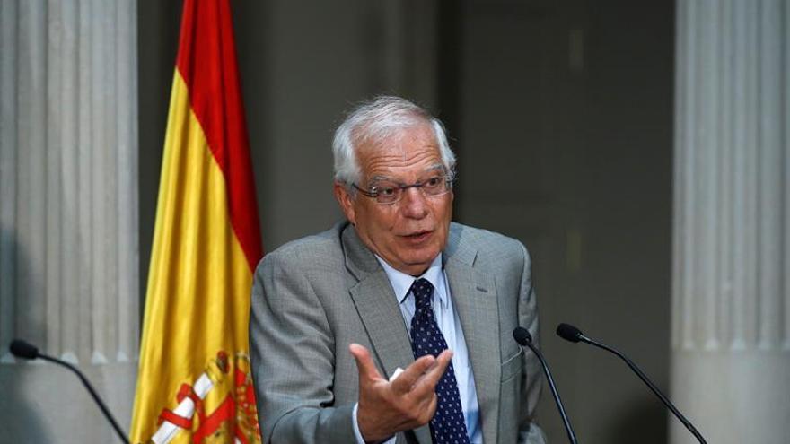 Borrell confirma que España mantiene el contrato de venta de bombas a Arabia Saudí