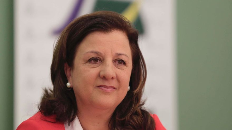Ángela Delgado, presidenta de Asaga-Canarias y titular de las cooperativas Casmi y Garañaña.