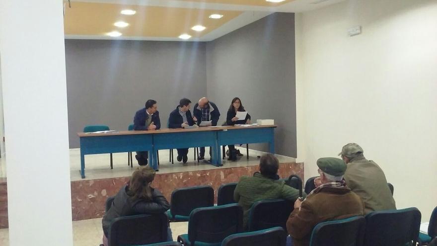 Junta entrega 25 planes de restauración de terrenos afectados por el incendio de Castillo de las Guardas