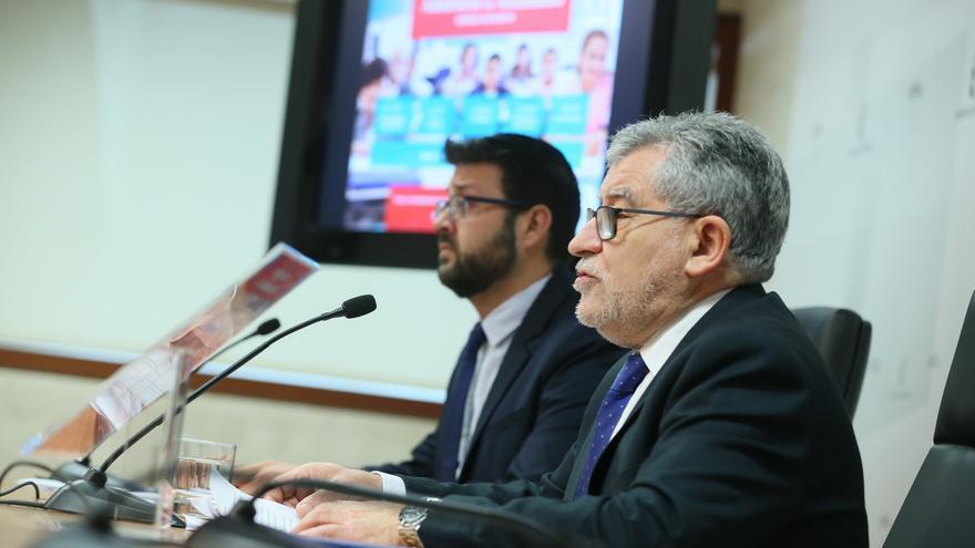 El consejero de Educación, Ángel Felpeto / Ignacio López (JCCM)