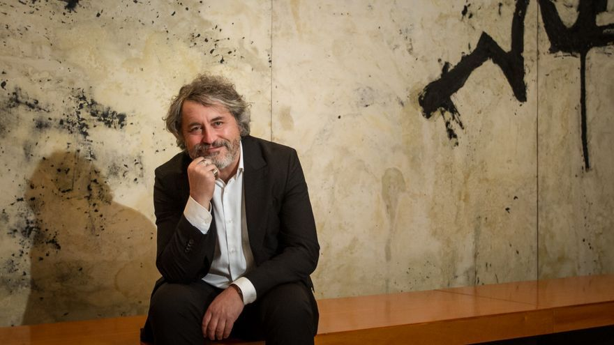 El escritor Manuel Rivas, que participará en 'El mundo que queremos'
