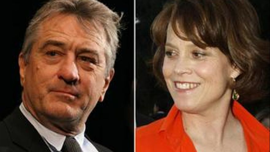 Robert de Niro y Sigourney Weaver protagonistas de Red Lights