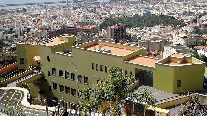 Residencia El Drago del Marqués, en la zona de Ifara de la capital tinerfeña