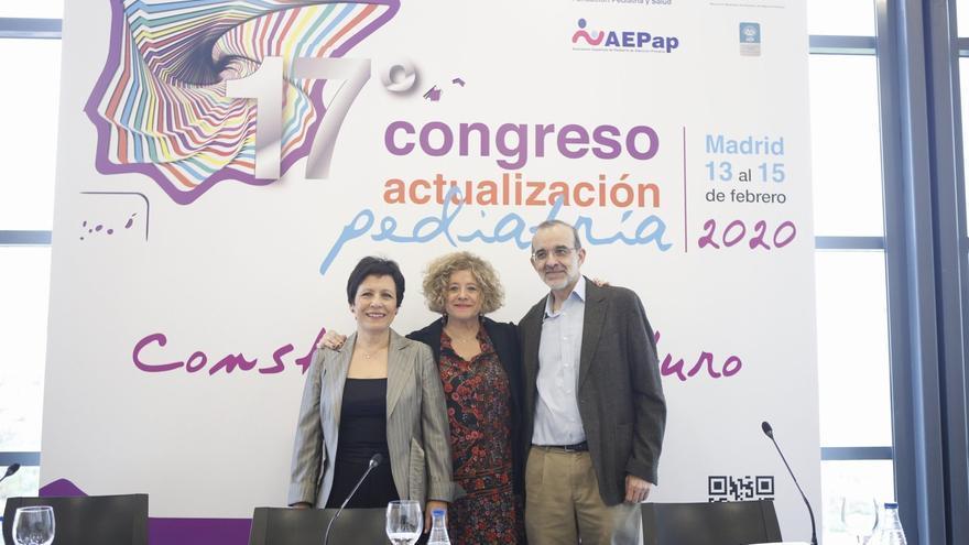 Miembros de la Asociación Española de Pediatría de Atención Primaria (AEPap)